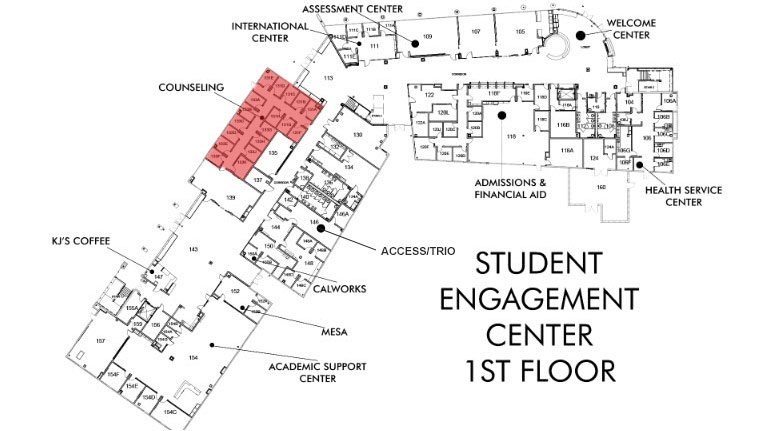 Counseling Office Location